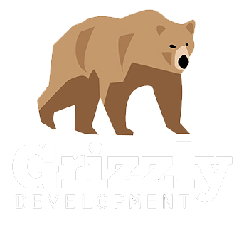Grizzly Development footer