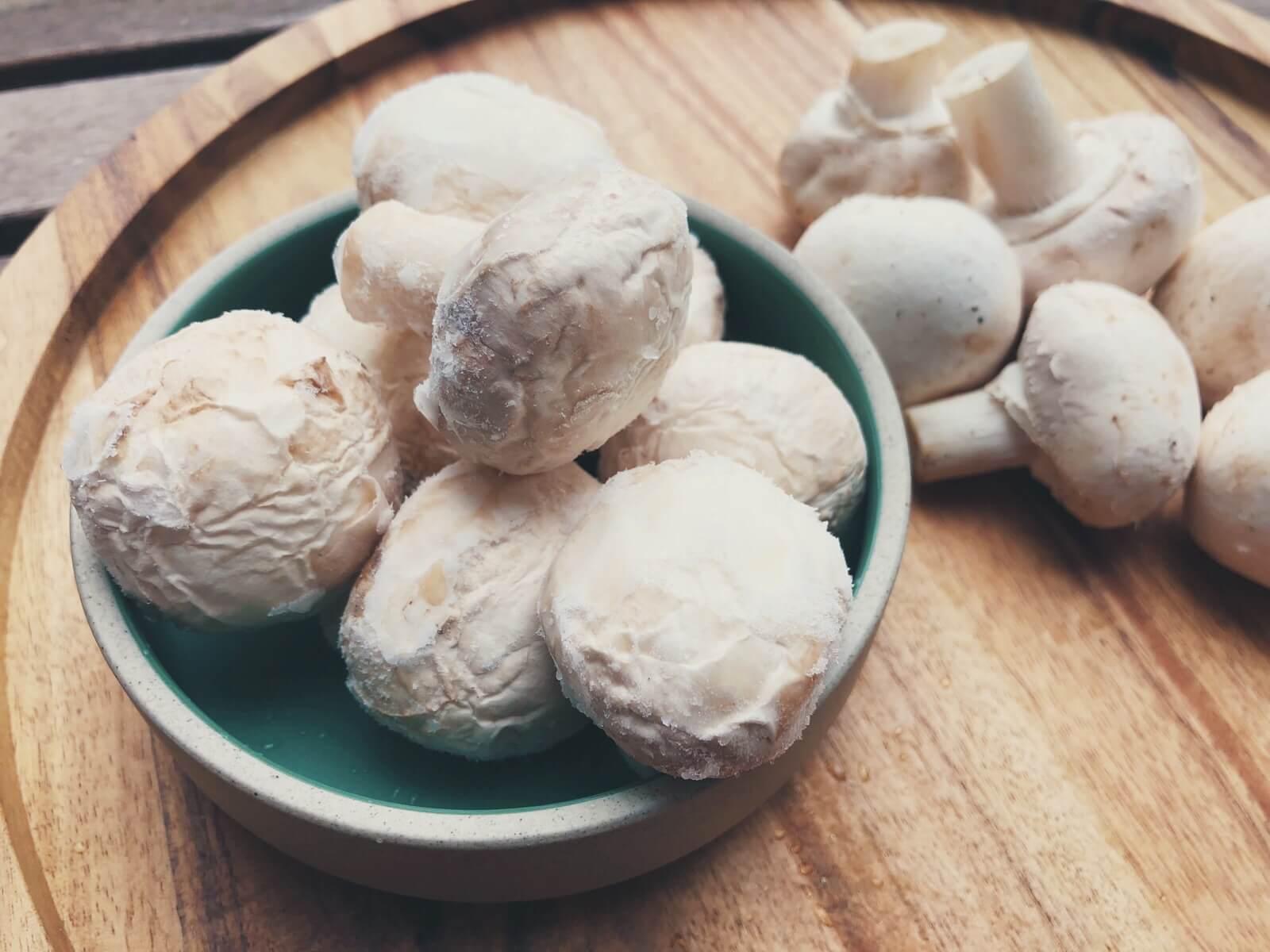 frosne svampe