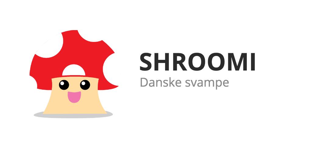 Svampe app - Shroomi
